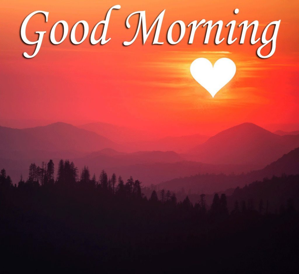 Good Morning images with nature background