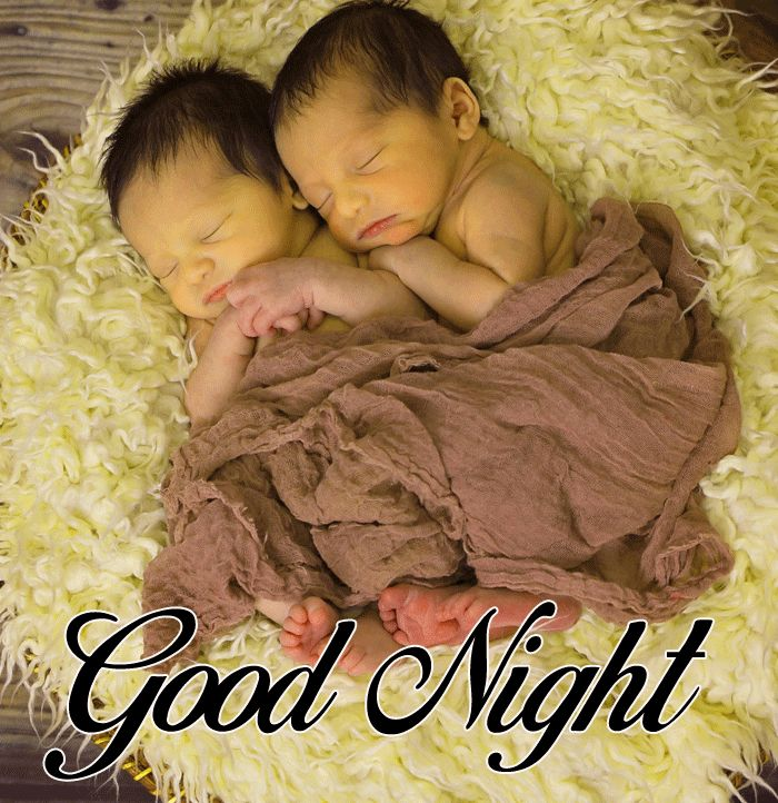Cute Baby Good Night sleeping photo for facebook hd download