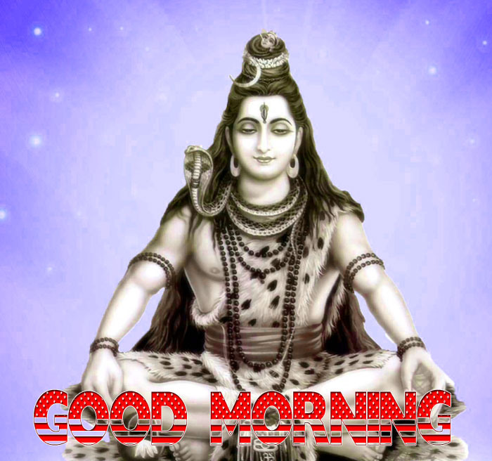 Good Morning Shiva picture download
