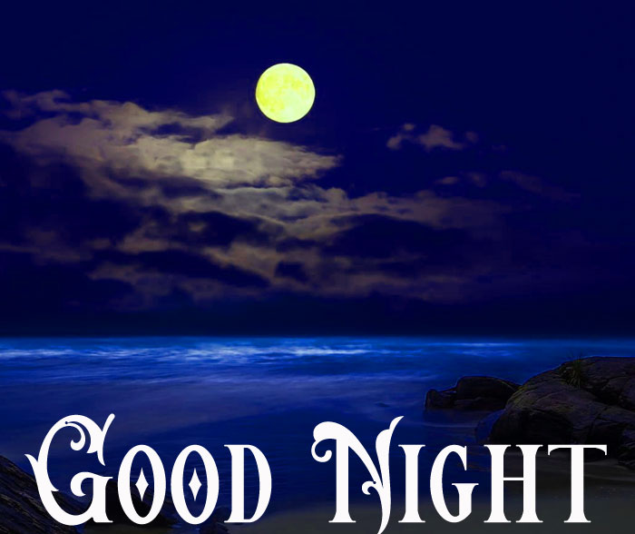 Good Night colorfull image hd download