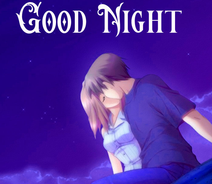 Good Night cute lover images hd