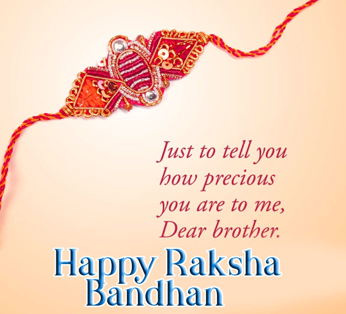Happy Raksha Bandhan quotes images