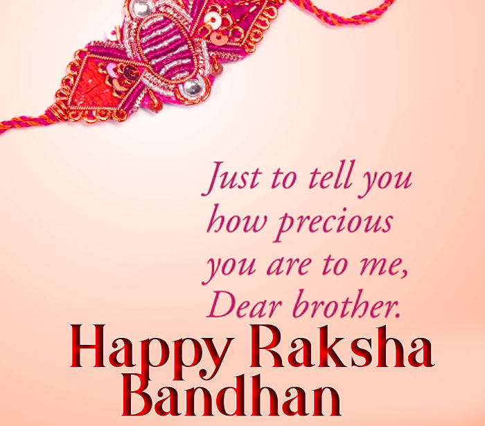 Happy Raksha Bandhan thoughts pics