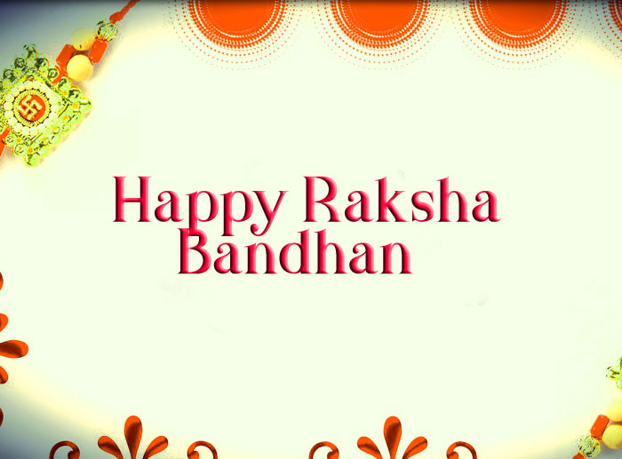 Happy Raksha Bandhan wishes image hd