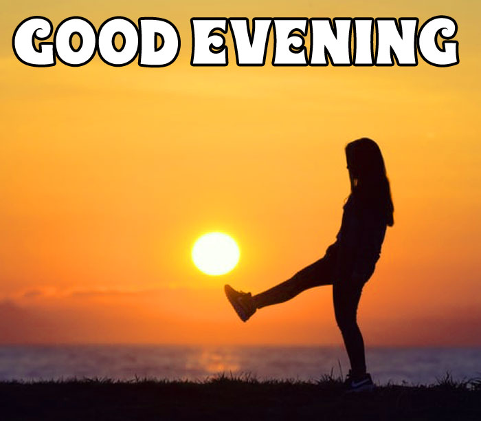 amazing images with boy Good Evening photo download
