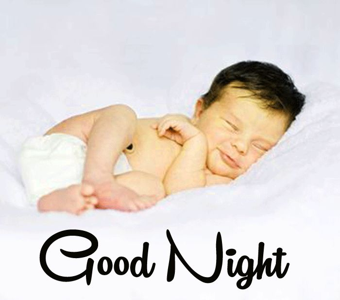 best Cute Baby Good Night photo hd download