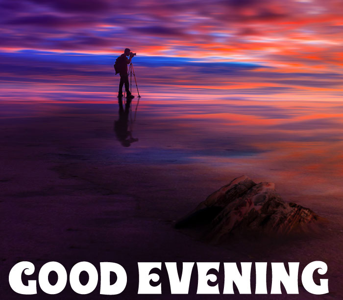 best alone boy Good Evening pics with facebook hd