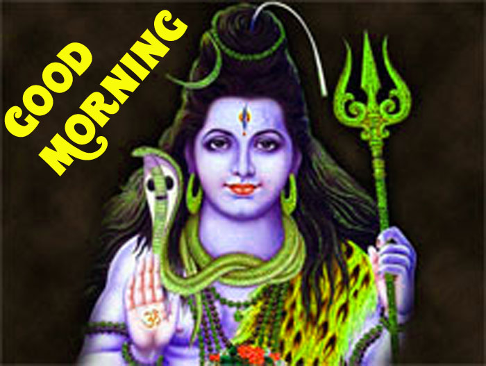 best lord Shiva Good Morning photo download