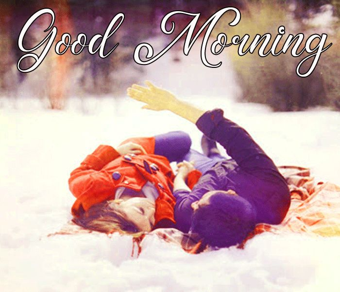 best romantic lover Good Morning photo hd