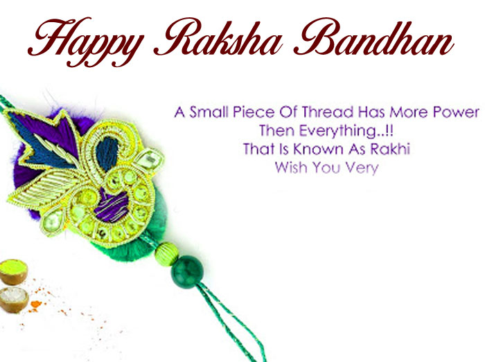 latest Happy Raksha Bandhan photo