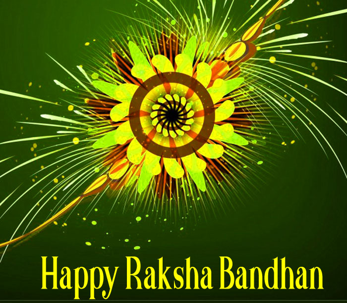 latest Happy Raksha Bandhan wishes hd wallpaper
