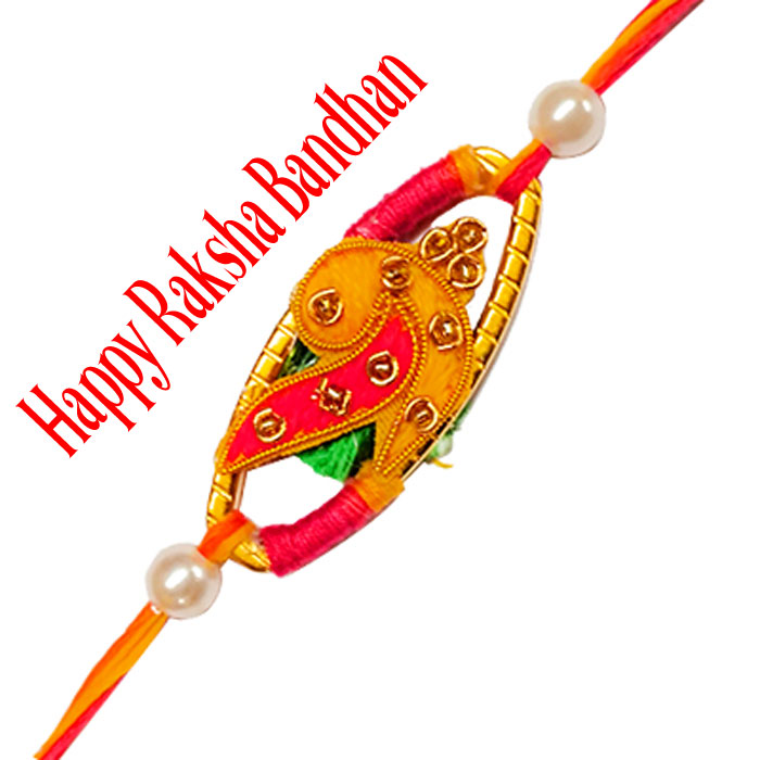 latest ganesha Happy Raksha Bandhan images