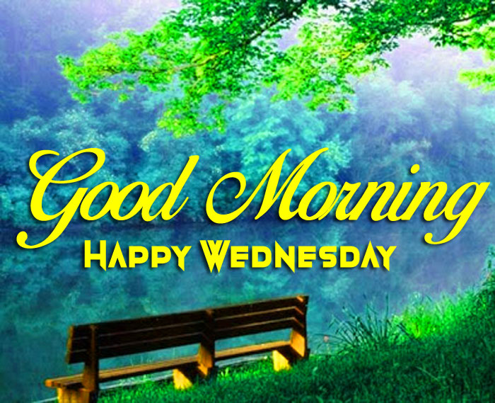 Good Morning Happy Wednesday hd