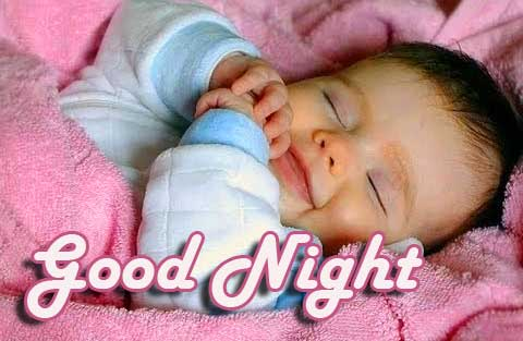 Lovely Baby Good Night Images