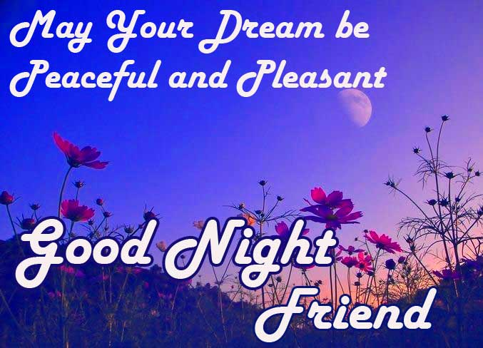 Quoted Good Night Image