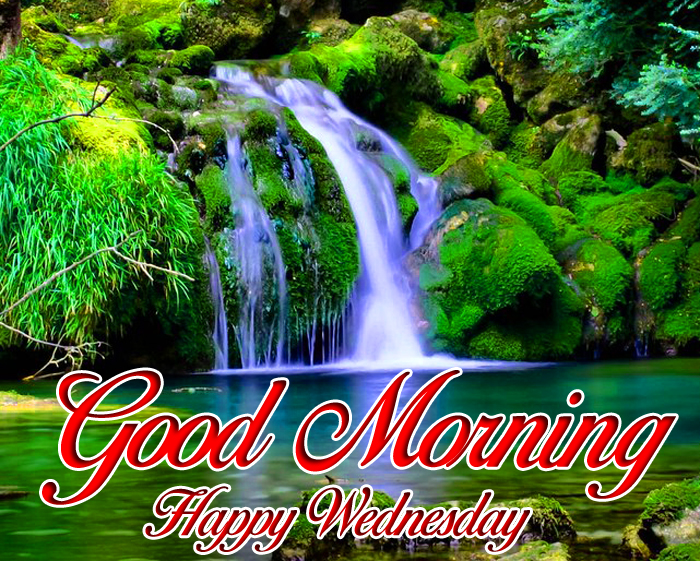 awesome Good Morning Happy Wednesday hd wallpaper
