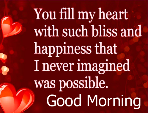 Adorable Quoted Good Morning Image HD