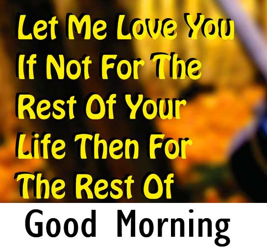 Amazing Good Morning Quoted Image HD D