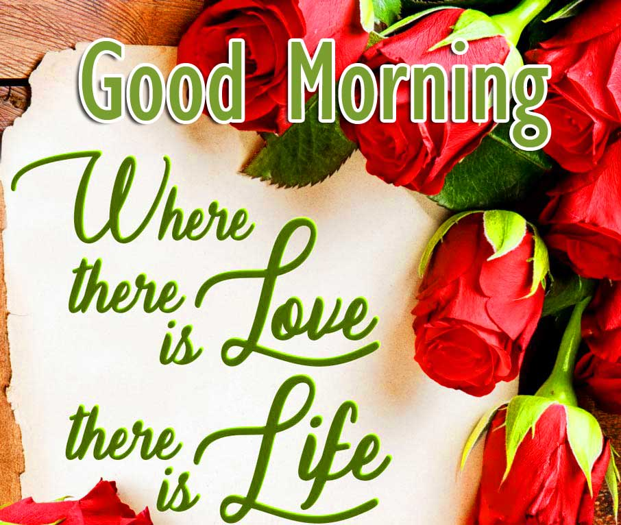 Amazing Good Morning Quoted Picture HD