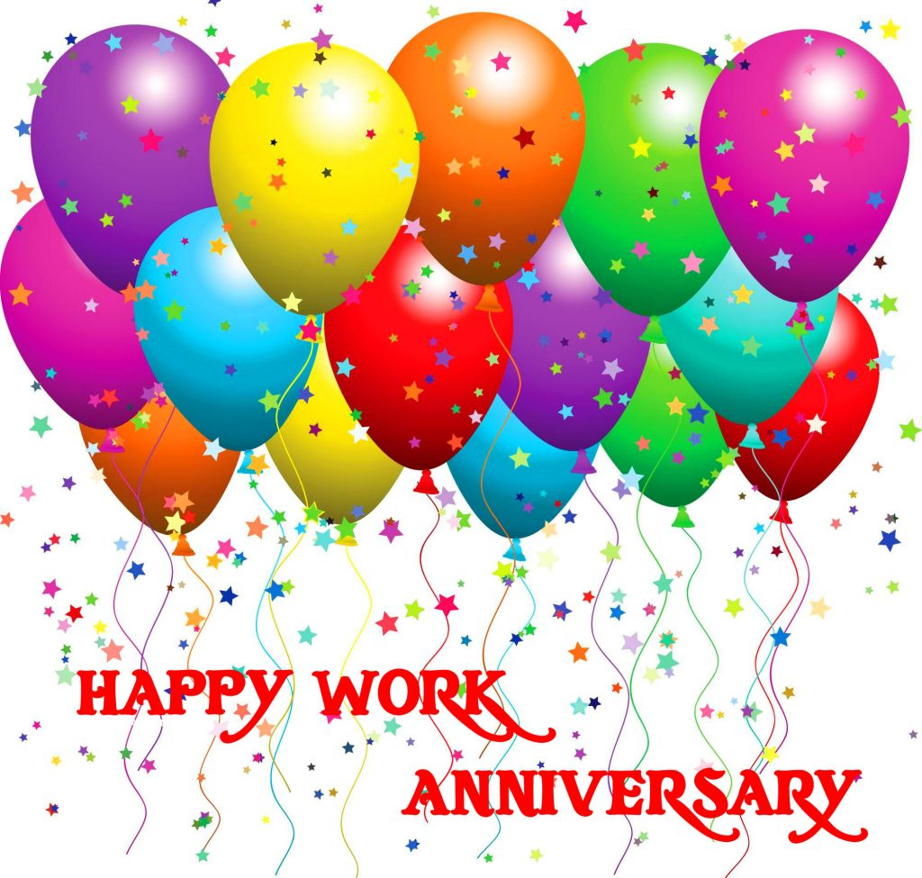 36+ Happy Work Anniversary Images Download for Your Friends