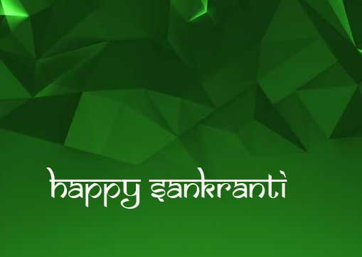 Beautiful Happy Sankranti Image
