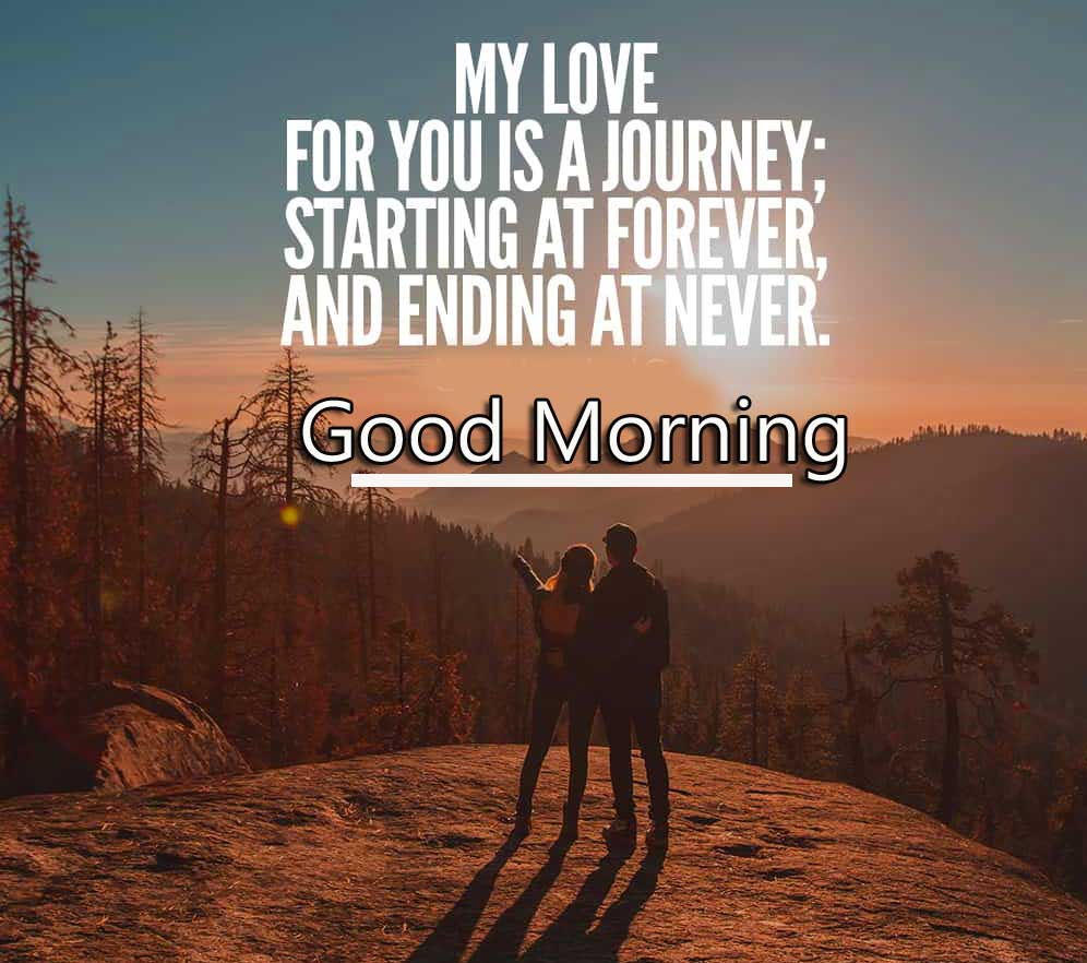 Beautiful Love Quote Good Morning Image