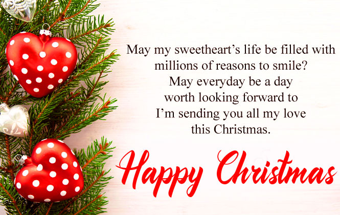 Beautiful Quotes Happy Christmas Image