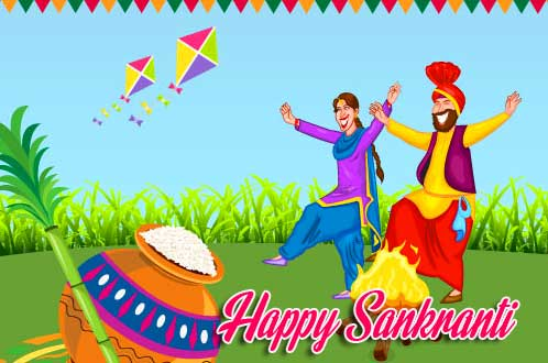 Best Celebration Happy Sankranti Image