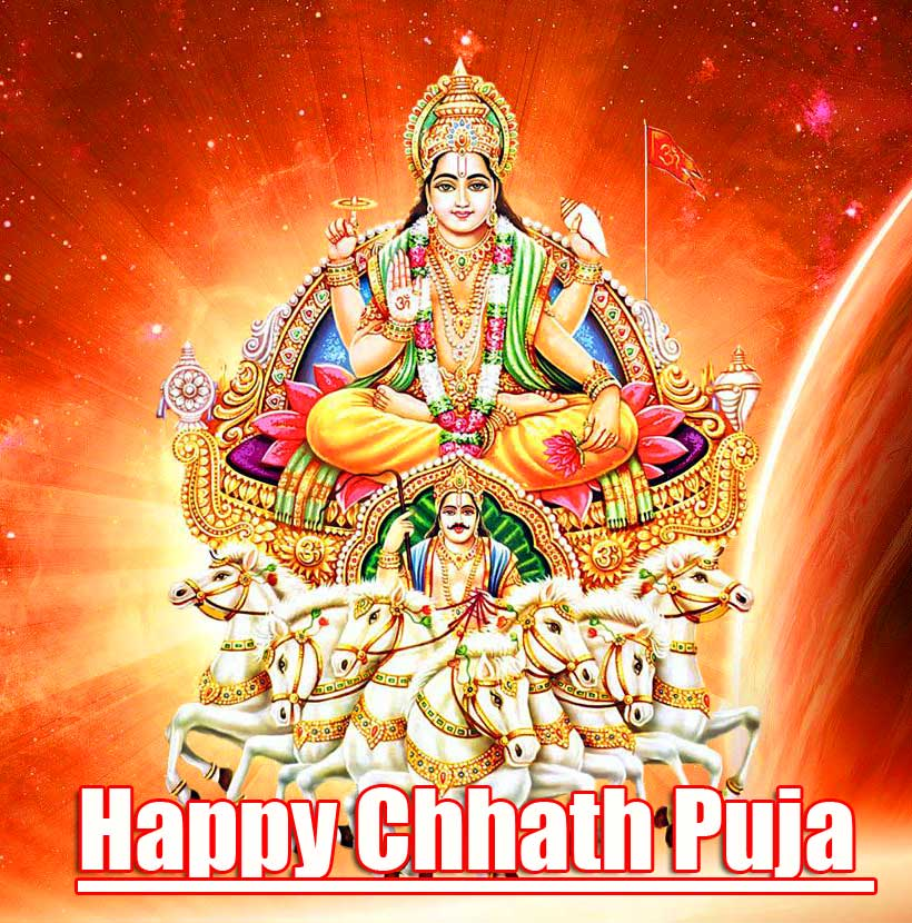 Best God Happy Chhath Puja Image