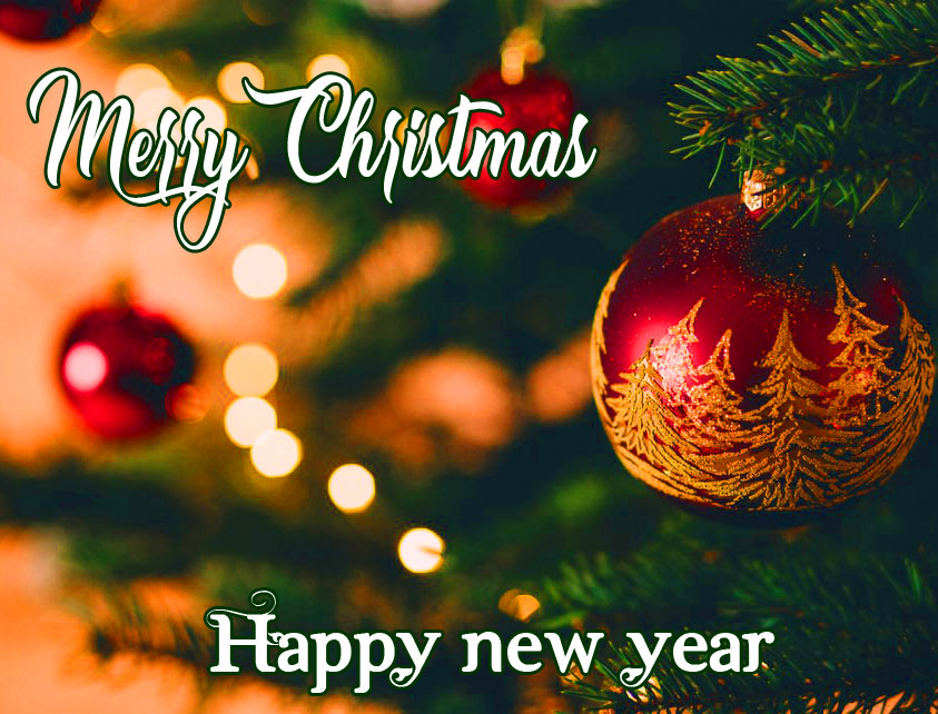 Best Merry Christmas and Happy New Year Wallpaper and Picture