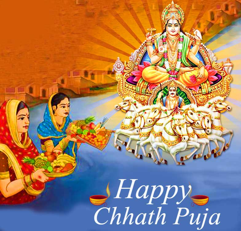 Best Surya Dev Happy Chhath Puja Wish Image