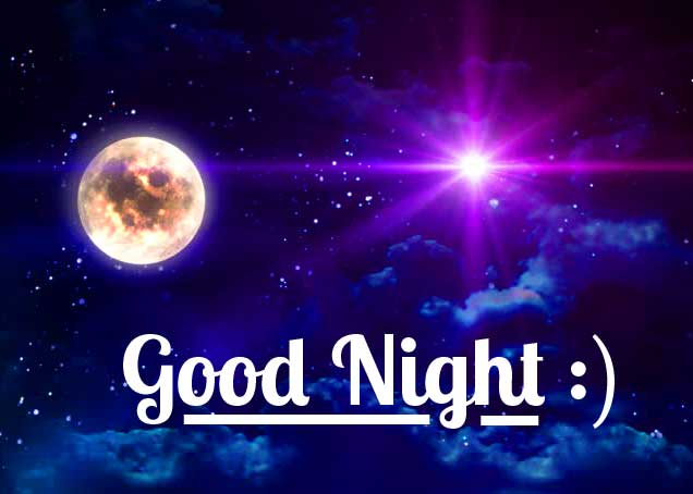 Blessful Good Night Image
