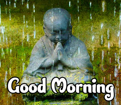 Buddha Good Morning Image