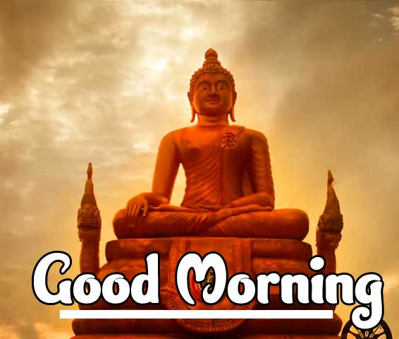 Buddha Good Morning Wallpaper
