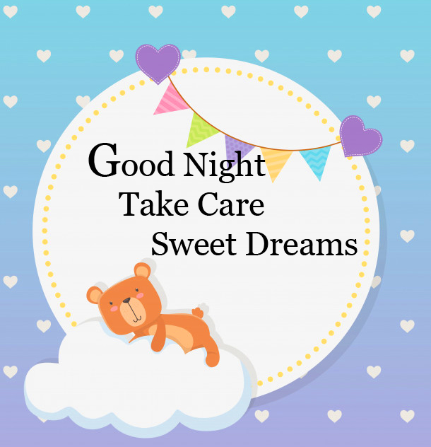 Card of Good Night