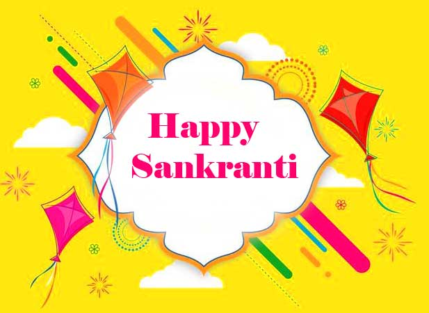 Creative Happy Sankranti Image