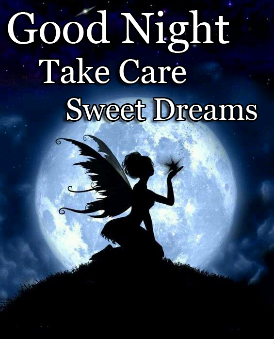 Fairy Good Night Image