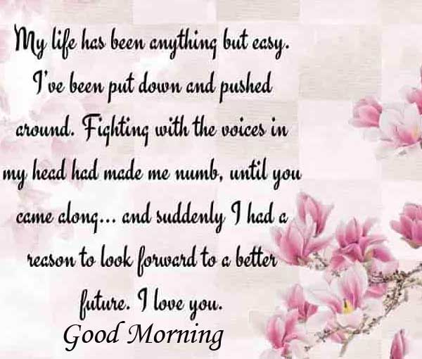 Floral Quote Good Morning Wishing Copy Copy