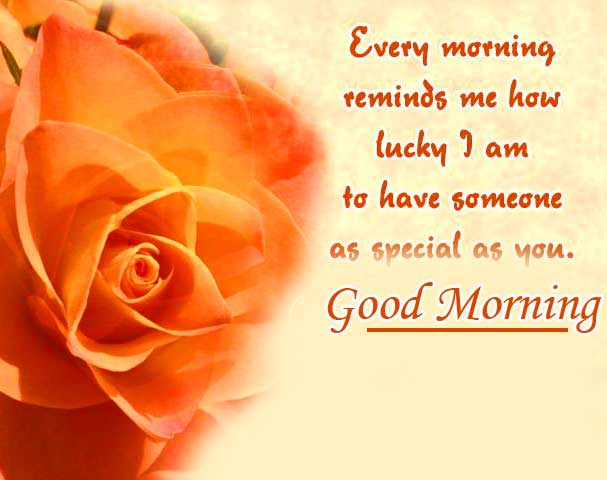 Flower Quote for Wife with Good Morning Wishing Copy Copy