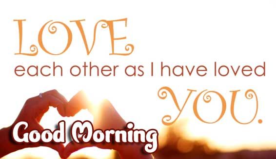 Good Morning Image HD D for Love
