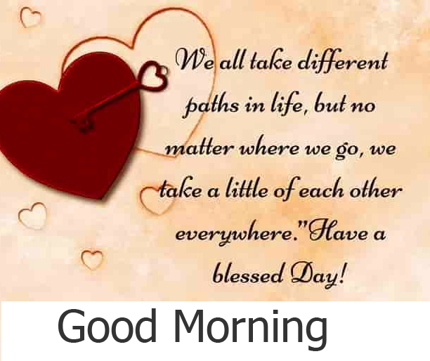 Good Morning Message to Your Love
