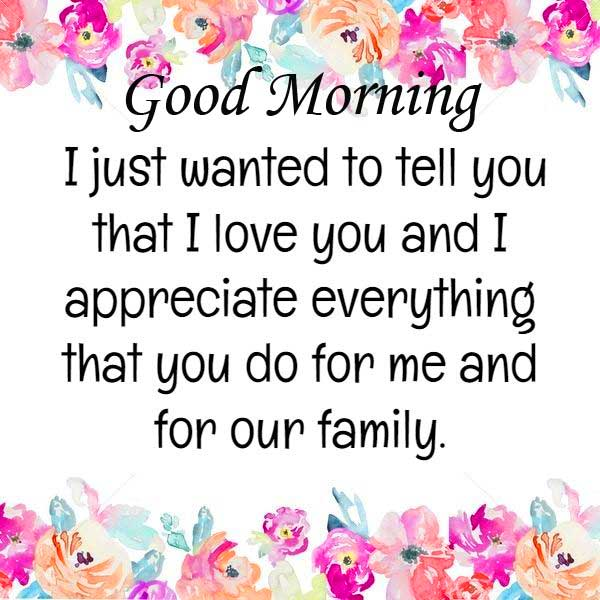Good Morning Wishing for Wife HD Image Copy Copy