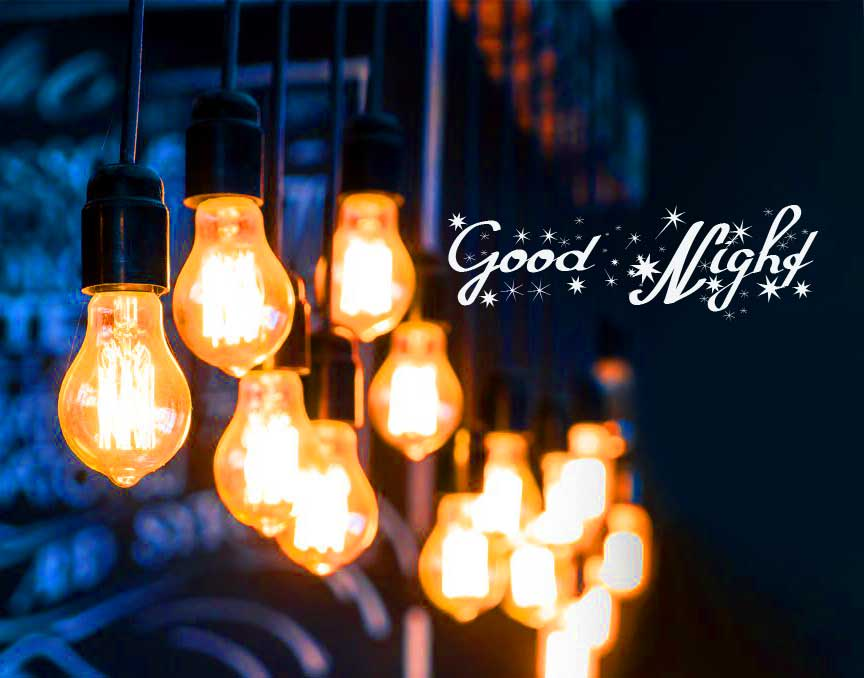 Good Night Full HD Wallpaper