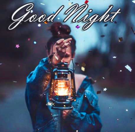 Good Night Girl Image
