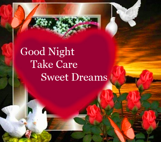 Good Night Heart Image