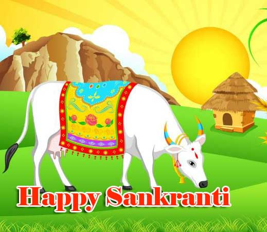 HD Traditional Happy Sankranti Image