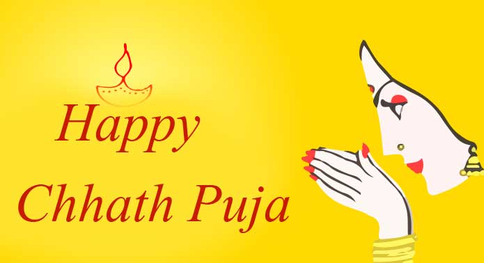 Happy Chhath Puja Worship Image