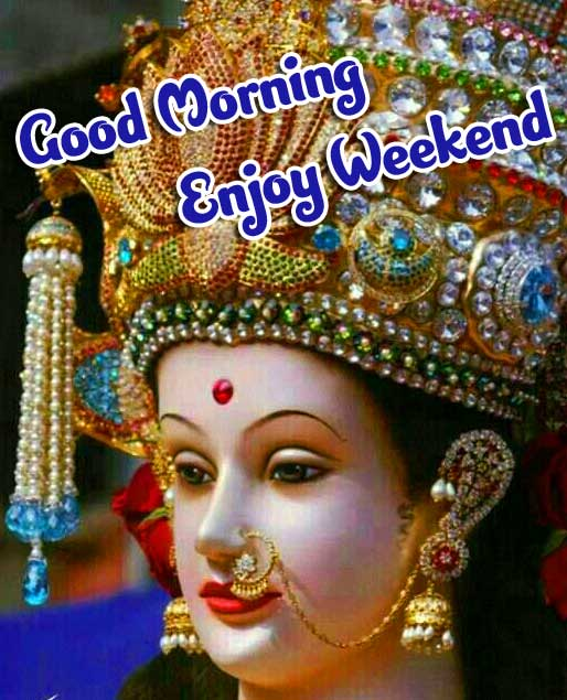 Happy Friday and Good Morning Greeting Picture