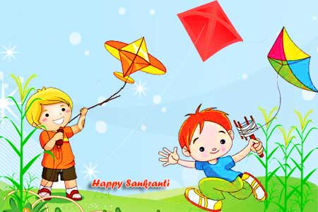 Happy Sankranti Celebration Image