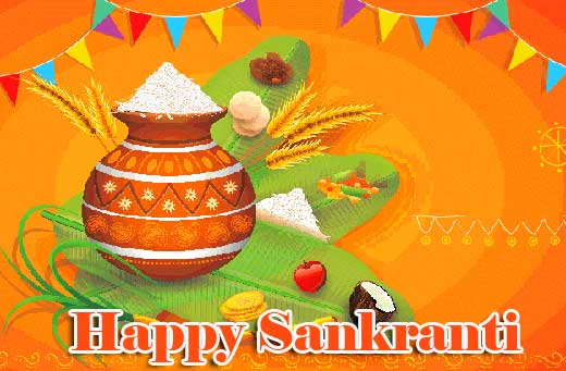 Happy Sankranti Traditional Pic